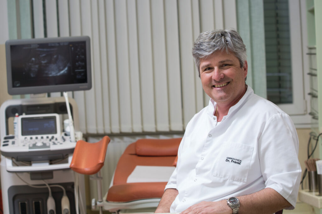ginekolog Dr. Franić